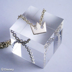 Kingdom Hearts 2 ketting Sora Crown