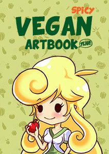 Vegan Artbook SPICY