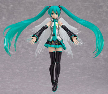Hatsune Miku 2.0 Figma - Vocaloid Action figure