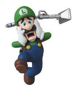 Ultra Detail Figure No.201 Nintendo Series 2 Luigi's mansion - Licensed by Nintendo