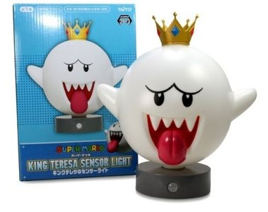 King Boo lamp - Taito Licensed by Nintendo