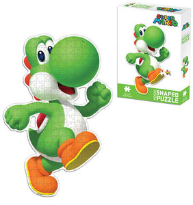 Puzzel Yoshi vorm Nintendo Puzzle Collector's Edition (Yoshi Die Cut)
