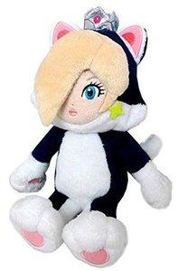 Super Mario Bros - Cat Rosalina 25 cm plush knuffel - Licensed by Nintendo Sanei