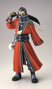 Final Fantasy X (1/6 Scale Figure Collection) Auron