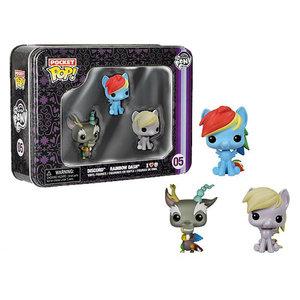 Pocket Pop! Tins: My Little Pony Tin