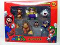Super Mario vijanden box set figuren - Nintendo - Wario Waluigi Donkey Kong Goomba Boo