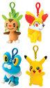 Pokemon-Plush-Keychains-8-cm-Wave-1