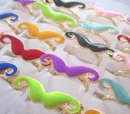 10-x-Moustace-Ringen-met-gouden-rand-(verstelbaar)-PARTIJHANDEL