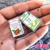 Pupa's Acrylic pins - series 1_