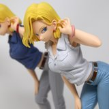 Dragon Ball Z Android 18 Glitter & Glamours B figure_