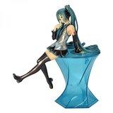 Vocaloid Noodle Stopper PVC Figure - Hatsune Miku Pearl Color Ver._