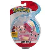 Pokemon - Clip'N Go figure Wave 8 - Jigglypuff_