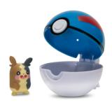 Pokemon - Clip'N Go figure Wave 8 - Morpeko_