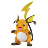 Pokémon Battle Figure 5-8 cm - Raichu_