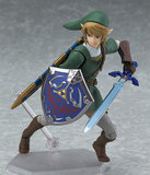 The Legend of Zelda Twilight Princess Figma - Link_