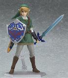 The Legend of Zelda Twilight Princess Figma - Link - DX version_