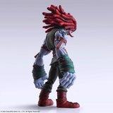 *** BESCHADIGDE DOOS *** Final Fantasy IX Bring Arts Action Figures Kuja & Amarant Coral 16 - 18 cm_