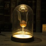 Harry Potter Golden Snitch lamp_