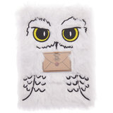 Harry Potter notebook A5 Hedwig Fluffy_