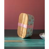 Pusheen bamboe lunchbox_