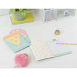 Pusheen stationary set - foodie collection_