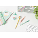 Pusheen stationary set - Mint green_