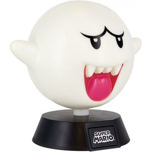 Super Mario - Boo Icon Light