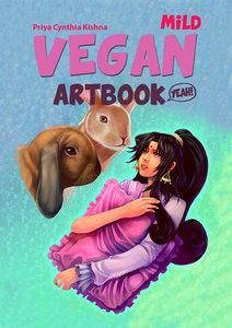 Vegan Artbook MILD