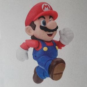 Ansichtkaart Twila - No. 1 - Super Mario