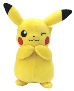 Pokemon 8 inch Plush Wave 8 - Pikachu