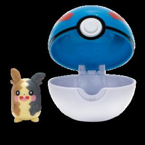 Pokemon - Clip'N Go figure Wave 8 - Morpeko