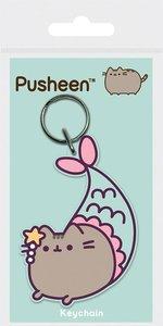 Pusheen Rubber Keychain Purrmaid 6 cm