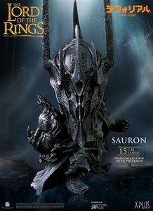 Lord of the Rings - Defo real Sauron statue