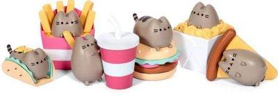 Pusheen mini figures 5 cm - Fast food