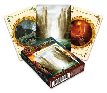 Lord of the Rings Playing Cards The Fellowship of the Ring