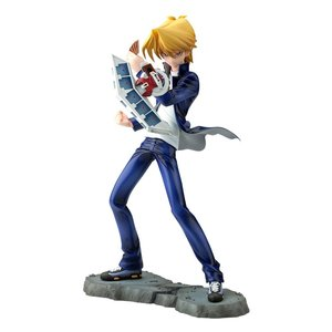Yu-Gi-Oh! ARTFXJ Statue 1/7 Katsuya Jonoichi - Joey Wheeler 24 cm