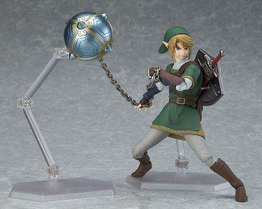 The Legend of Zelda Twilight Princess Figma - Link - DX version