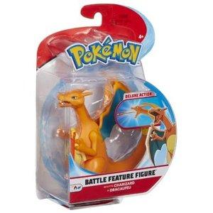 Pokemon Battle Feature Action Figure - Wave 7 - Charizard
