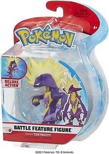 Pokemon Battle Feature Action Figure - Wave 7 - Toxtricity