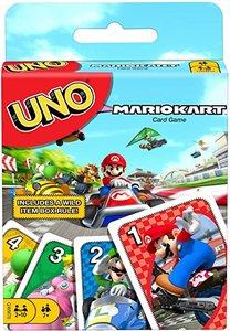 Super Mario Kart kaartspel UNO