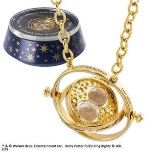 Harry Potter Hermione´s Time Turner Special Edition - gold plated