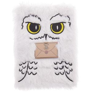 Harry Potter notebook A5 Hedwig Fluffy