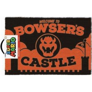 Super Mario deurmat - Bowsers castle