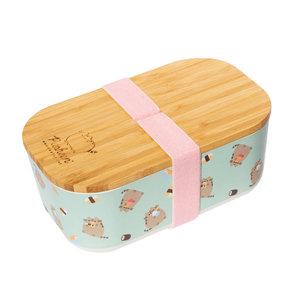 Pusheen bamboe lunchbox