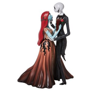 The Nightmare before Christmas - Jack Sally figurine 25 cm - Disney Showcase
