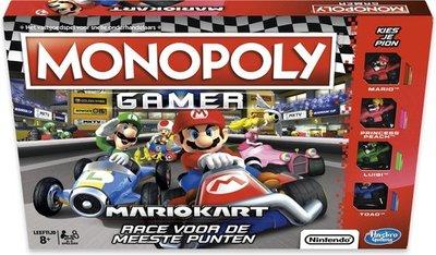 Super Mario Kart Monopoly - Franstalig