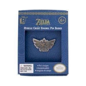 The Legend of Zelda Enamel Pin Badge - Hyrule Crest