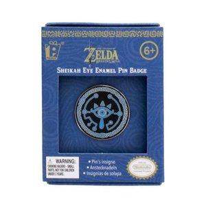 The Legend of Zelda Enamel Pin Badge - Sheikah Eye