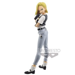 Dragonball Z - Android 18 Version B statue - Glitter and glamours